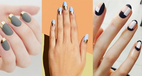 Fall 2016 Nail Design Trends Picture