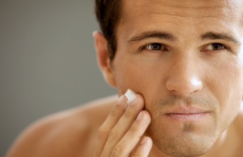 How Should Men Deal with Sensitive Skin? Picture