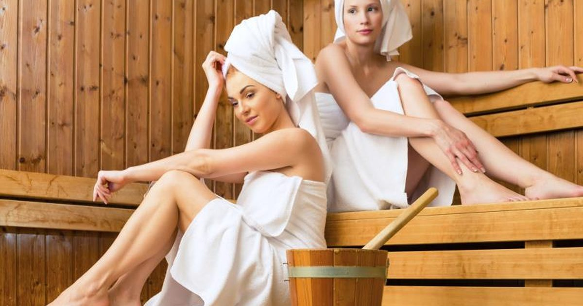 skin care advice for hot tub and sauna users. Black Bedroom Furniture Sets. Home Design Ideas